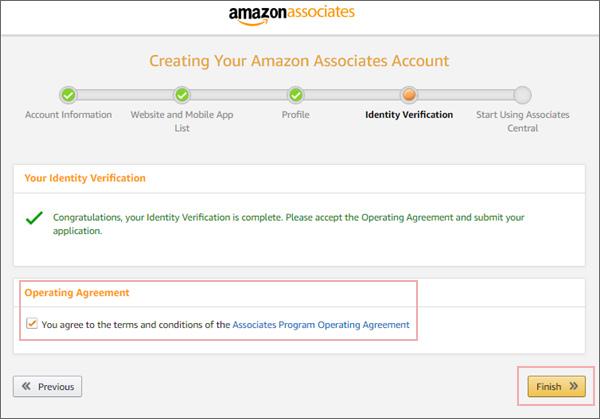 海外アマゾンアソシエイト登録